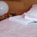Čisté ručníky nachystané pro Vás